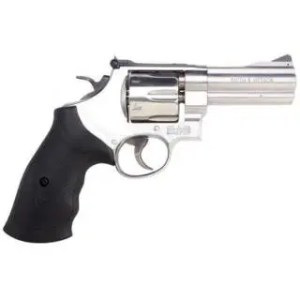 "SMITH & WESSON 610 10MM 4"" SS 6RD"