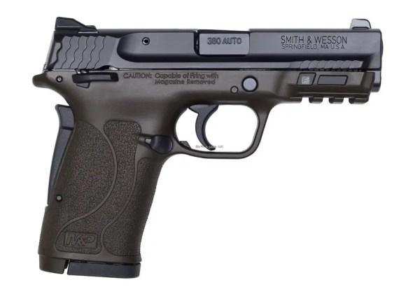 Smith & Wesson M&P Shield EZ Semi-Auto Pistol 380 ACP