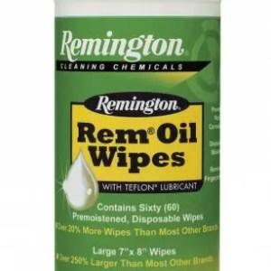 Remington Rem Oil Pop Up Wipes Gun Cleaning Wipes (047700183848) Brand: REMINGTON Item Number: REM 18384 UPC: 047700183848