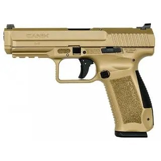 CENTURY ARMS CANIK TP9SF 9MM SPECIAL FORCES 18RD (787450524538)