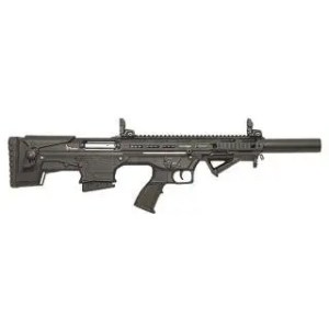 "INTERNATIONAL FIREARMS CORPORATION RADICAL BULLPUP 12GA 24"" BLK 3 CHOKES 5RD"