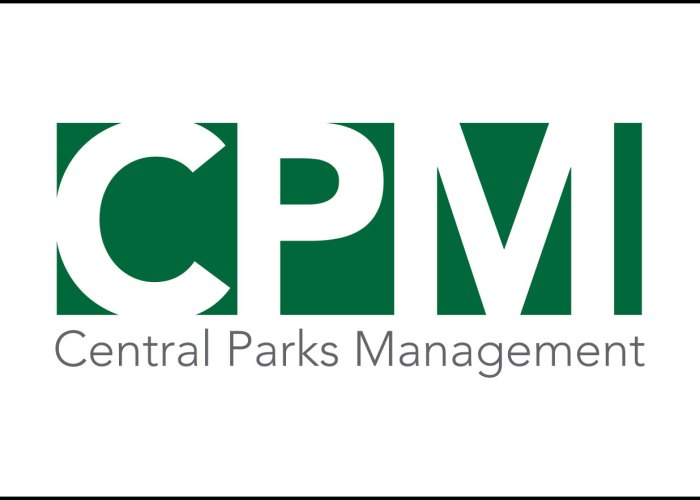 Portfolio: Central Parks Management Logo