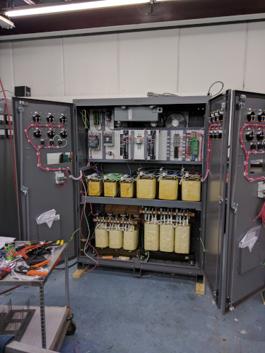 Warner Electric Inc Electrical Panels