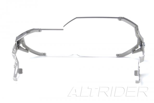 AltRider Clear Headlight Guard Kit for the BMW F 650 GS/F