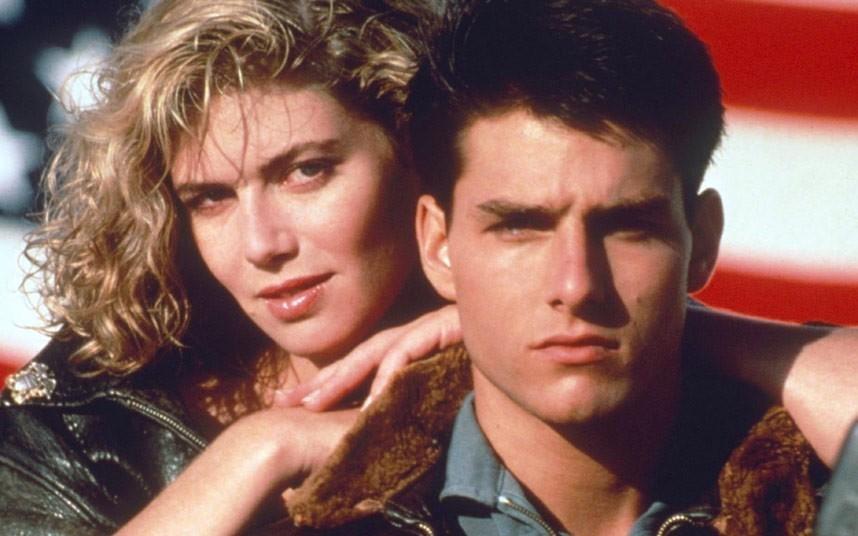Barrhead News: Tom Cruise and Kelly McGillis