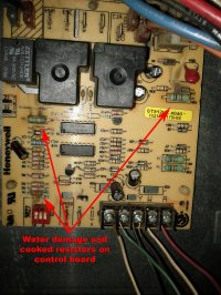 furnace-circuit-board - Barrie Furnace Repair
