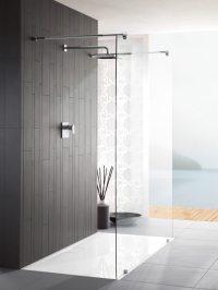 Barrierefreier Duschbereich