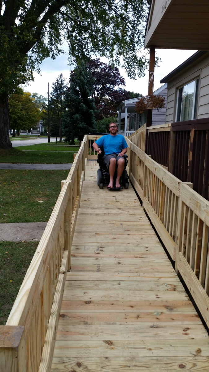 wheelchair housing design guide swivel chair pad handicap accessible ramps