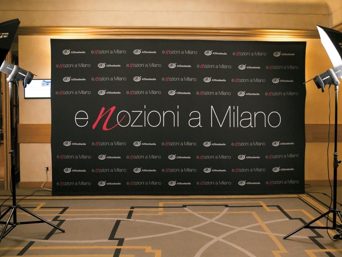 ENOZIONI A MILANO 2019 – 25 GENNAIO 2019 – L'EMOZIONE DEL VINO