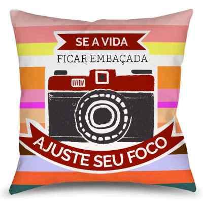 Almofada Pra Ajuste De Foco - Fotografia - Coleção Office Station - Barril Criativo
