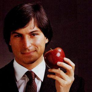 Steve Jobs 7 - Coleção Office Station - Barril Criativo