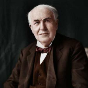 Thomas Edison #2 - Coleção Office Station - Barril Criativo