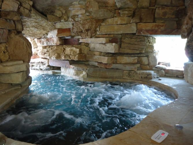 Above Ground Pools Luxury