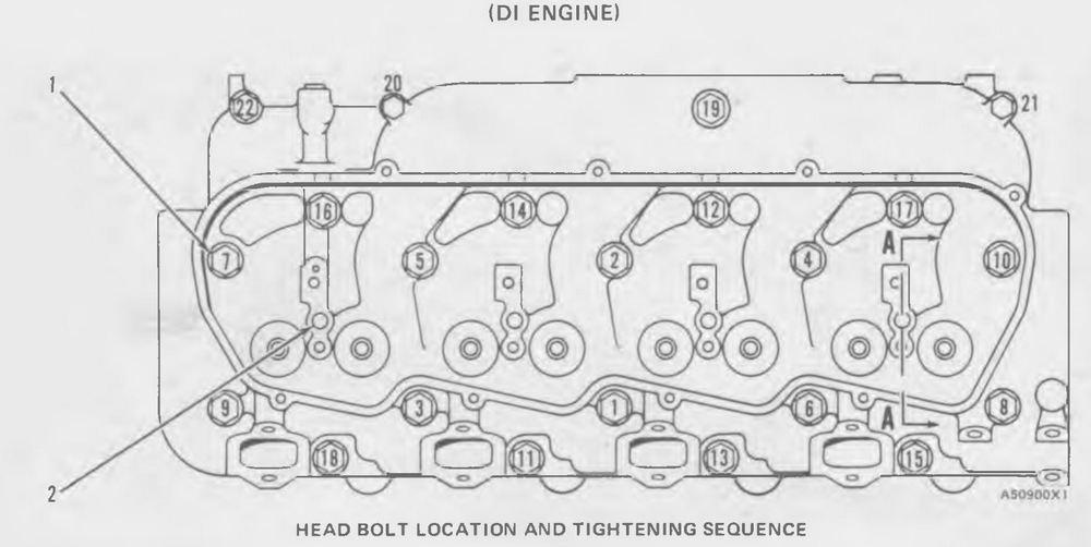 caterpillar 3204 engine specs, bolt torques and manuals