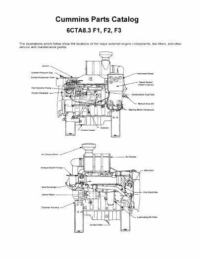 Cummins 6C 6CT 6CTA engine specs, bolt torques and manuals