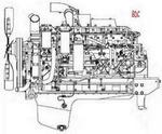 Komatsu 6D140 manuals, engine specs, bolt torques