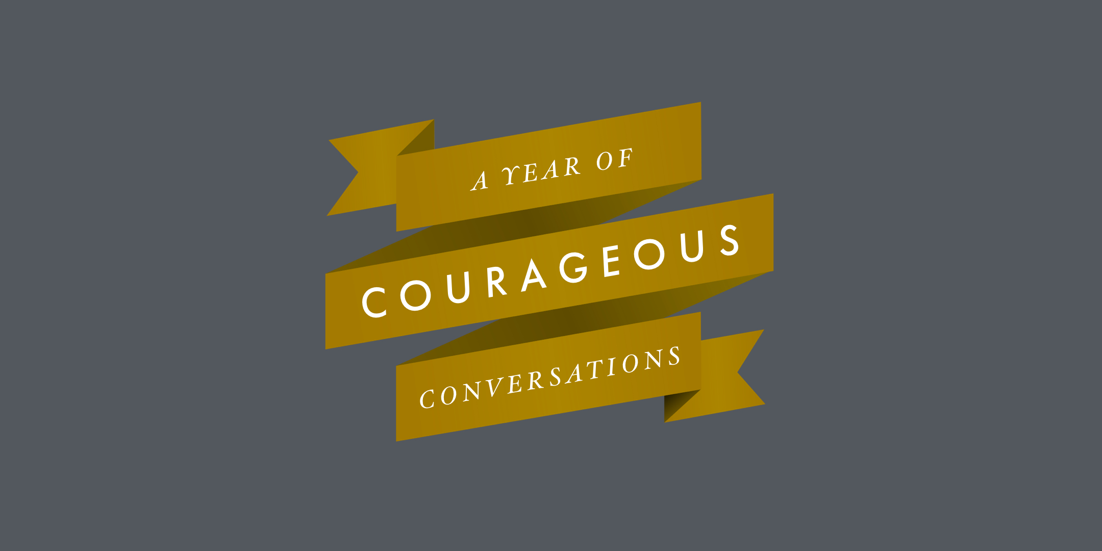 Courageous Conversations: Defining Courage | Barrington's