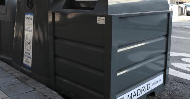 contenedores ropa madrid