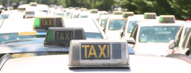 tarifas taxis Madrid