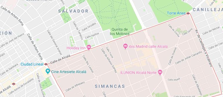 barrio simancas