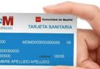 tarjeta sanitaria Madrid