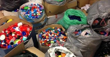 tapones plástico