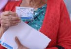 tarjeta de vecindad madrid
