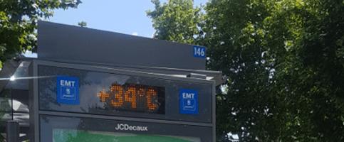 alertas calor verano