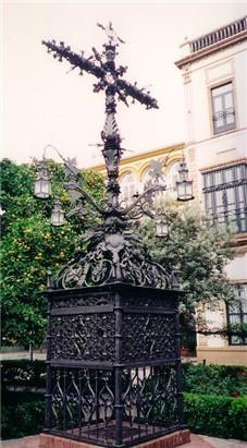 Paseo por el Barrio Santa Cruz Informacion de Sevilla