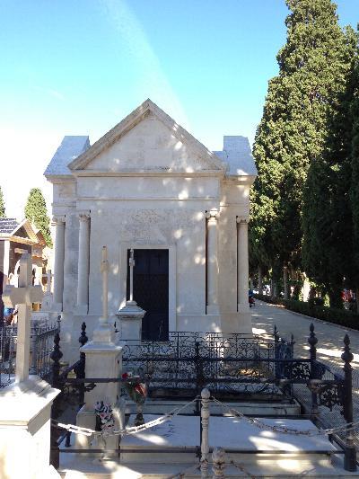 Cementerio de Sevilla Cementerio de San Fernando de