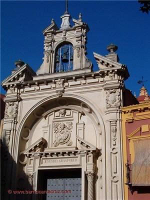 Basilica del Gran Poder de Sevilla  Nuestro Padre Jess