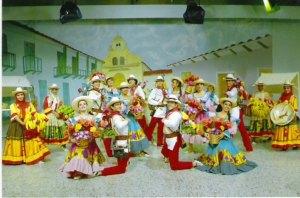 Danzas Colombianas