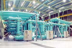 Depósito de gas natural en Bogotá