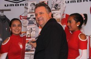 Gottardi goleador de Santa Fe