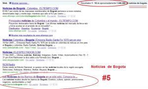 Noticias Barrios de Bogota #5