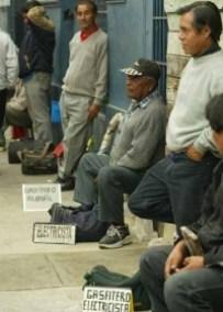 Desempleo sube