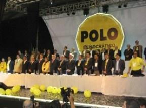 Homenaje del Polo