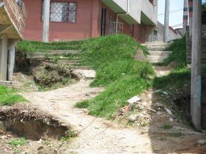 Calle La Aguadita