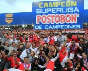Campeón Santa Fe