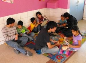 Formación cultural de los niños