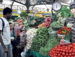 Mercados campesino en Tunjuelito