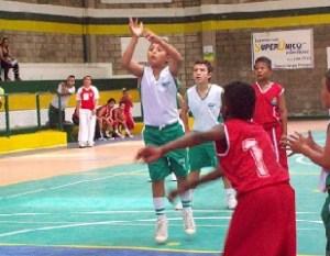 Actividad deportiva en jóvenes