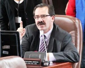 Concejal Arthur Bernal