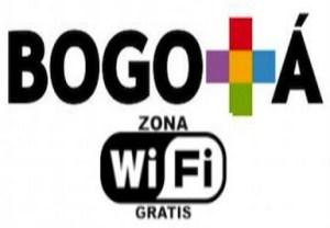 Wi fi gratuito en Bogotá