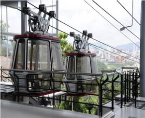 Cable aéreo para Bogotá
