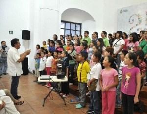 Formación musical para niños