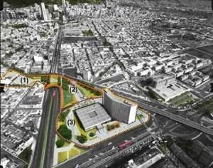 Proyecto Conjunto Monumental CAD