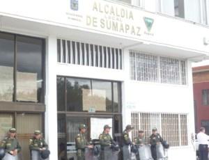 Alcaldía de Sumapaz