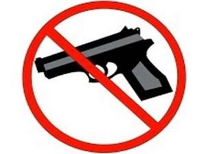 Restricción para armas de fuego