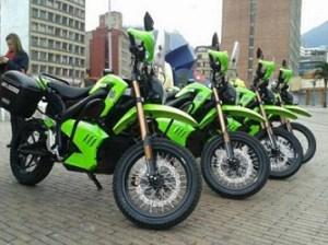 Motos eléctricas para Bogotá